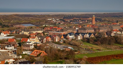 borkum cityscape, travel germany Wattenmeer