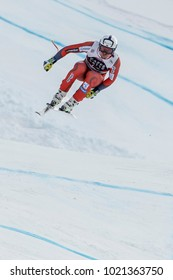 Bormio, Italy. December 28, 2017. FIS Ski World Cup 2017. Men's downhill. Aleksander Aamodt Kilde, Norway.