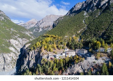 Bormio, thermal water. Holidays in Valtellina, famous destination in the Alps