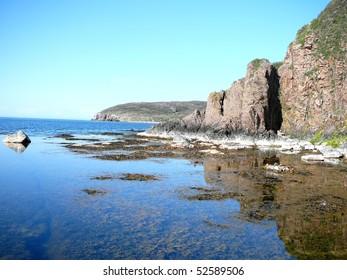 Bornholm Reflective Cliffs