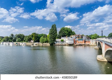The borough of Kingston Upon Thames in south west London