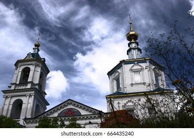 Borovsk. Church of the Nativity of the Theotokos