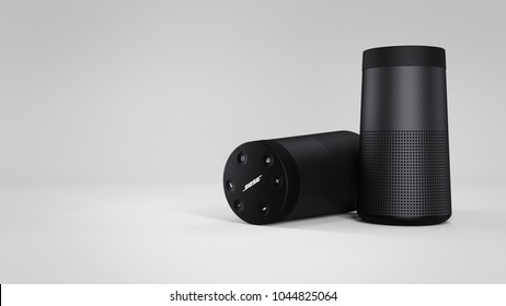 Bose Soundlink Revolve -black - duo -right sided
