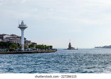 Bosphorus traffic control radar