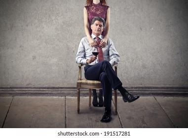 boss's woman