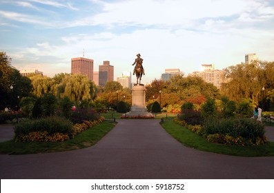 Boston Common, Boston, Massachusetts