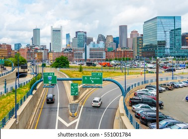 Boston City Traffic Stock Photos, Images & Photography | Shutterstock