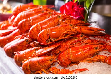 Boston lobster image