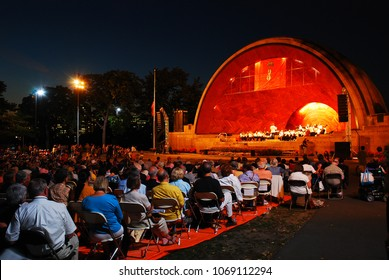 Image result for free music on the hatch shell