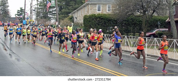 Boston Marathon (2015)