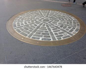 The Boston Massacre Site Marker