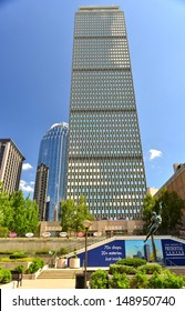 Boston Prudential Tower, MA, USA