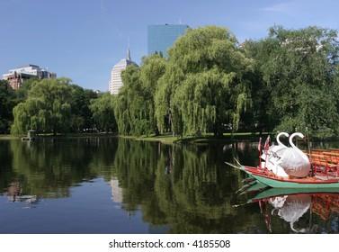 Boston Public Garden, United States of America