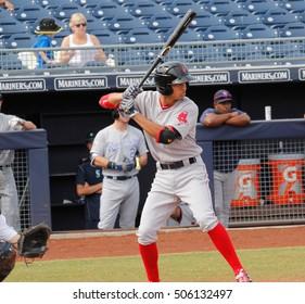 Boston Red Sox Fall Ball at Peoria Stadium in Peoria Arizona USA October 27,2016.