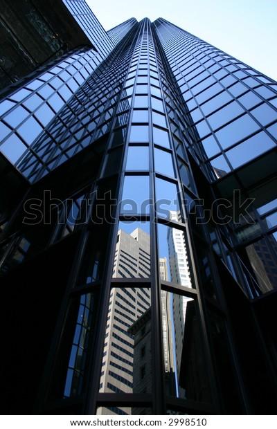 boston skyscraper building exterior