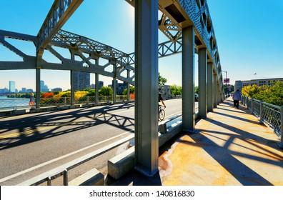 Boston University Bridge