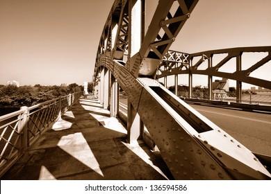 Boston University Bridge, Cambridge, Massachusetts