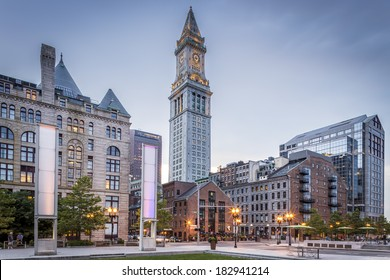 Custom House Tower High Res Stock Images Shutterstock
