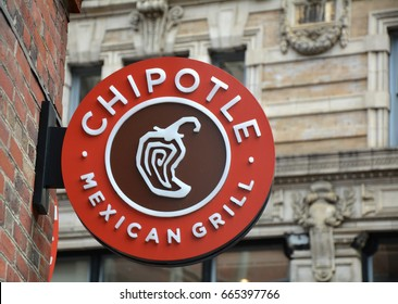 BOSTON, USA - OCTOBER 21, 2014 : 