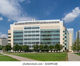 Boston, USA on 8th Sept 2015:The Massachusetts Institute of Technology is a private research university in Cambridge. Founded in 1861 in response to the increasing industrialization of the USA