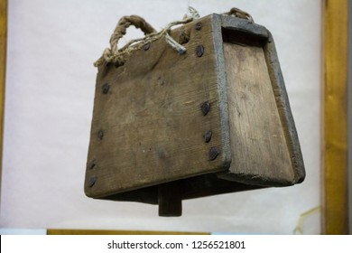 Botalo - wooden bell for cows