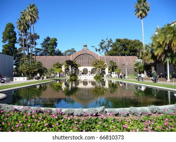 Botanical Gardens Exterior