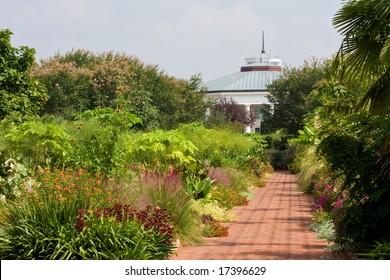 Botanical Gardens and Walkway