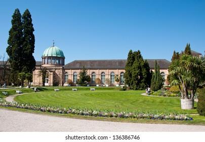 Botanischer Garten Karlsruhe, Germany