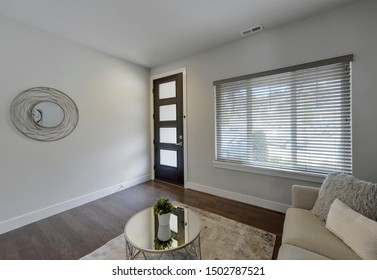 Bothell, WA / USA - Sept. 11, 2019: Residential interior