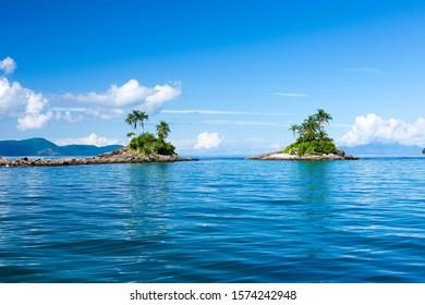 Botinas Islands photograph in Angra dos Reis, Rio de Janeiro, Brazil