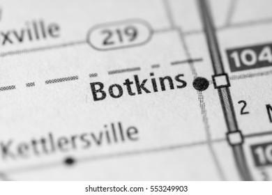 Botkins. Ohio. USA