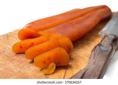 how to make bottarga fish roe