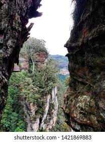 Botting Lookout in Blue Mountains - Katoomba, Australia