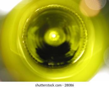 Bottle bottom