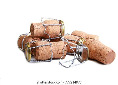 bottle cork sitting on a table top