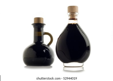 bottle of italian balsamic vinegar