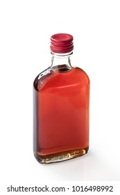 bottle with medicinal alcohol tincture