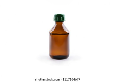 A Bottle of Oil. Mineral Oil in OEM Packaging. Also Known as White or Parafin Oil, Liqid Paraffin, Paraffinum Liquidum, Liquid Petroleum or Unfragranced Baby Oil. Transparent and Colorless.