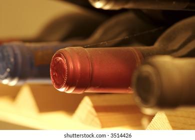 Bottlenecks in the wineshelf