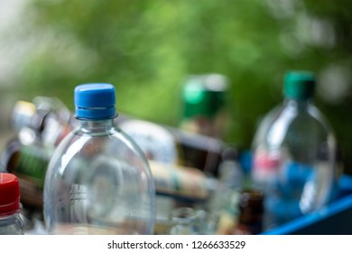 Bottles to collect the tax