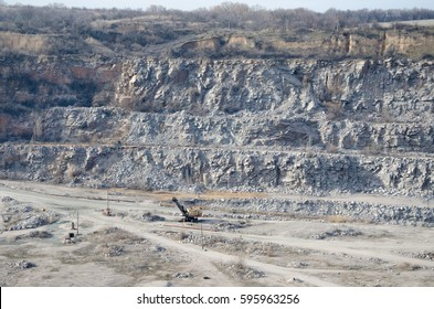 the bottom quarry stone