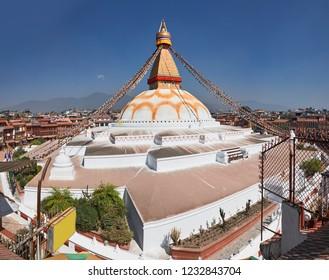 Boudnath Kathmandu Nepal