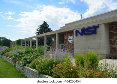 BOULDER, COLORADO USA - July 31, 2016: The National Institute of Standards and Technologies and the National Telecommunications & Information Administration have co-located research labs in Colorado.
