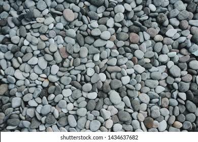 boulder pebble beach Stones background Seamless Tileable Texture