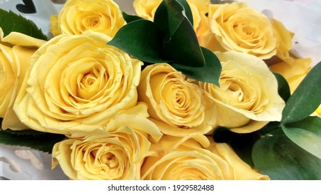 Yellow Rose Bouquet High Res Stock Images Shutterstock