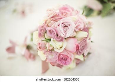 Bouquet of a bride