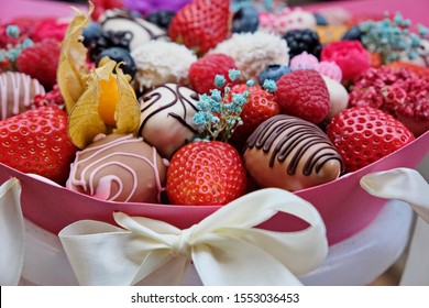 Strawberry Bouquet Hd Stock Images Shutterstock