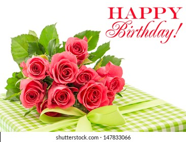 happy birthday roses images stock photos vectors shutterstock