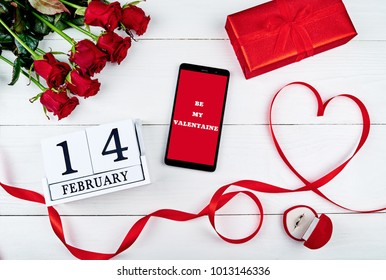 Smartphone Rose Images Stock Photos Vectors Shutterstock