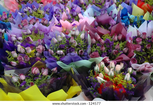 bouquets of flowers 3